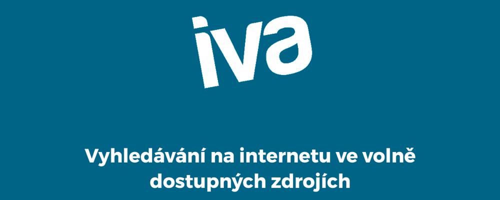 Vyhledávání na internetu ve volně dostupných zdrojích